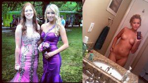 20jaehrige Amerikanerin Nackt Selfie