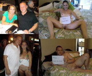 Ehefrau Swinger