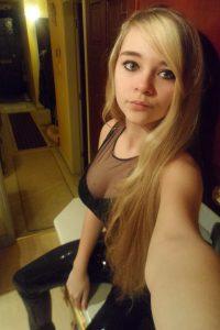 Latex Hose Erotik Selfie