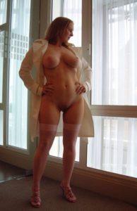 Nacktfoto Im Hotel