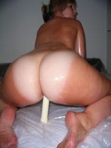 Private Sexfotos Aus Dem Urlaub Freundin Nackt Mit Dickem Arsch 38