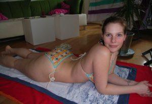 Private Sexfotos Aus Dem Urlaub Freundin Nackt Mit Dickem Arsch 48