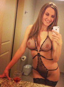 Reizwaesche Selfie Sexy