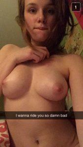 Snapchat Nacktfoto