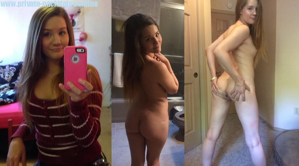 Nackt po selfie Incest Porn