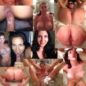 Sexy Reife Amateur Schlampe Nacktbilder Sammlun