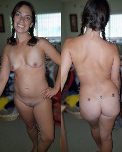 Ehefrau Nackt Exposed Slut Sexy Nacktfoto Privat