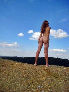 Nackt Draussen In Der Oeffentlichkeit Nude In Public