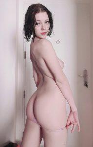 Sexy Freundin Zeigt Sich Gerne Exhibitionistische Frau