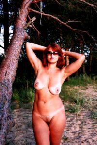 Milf Urlaubsfoto Privat Nackt