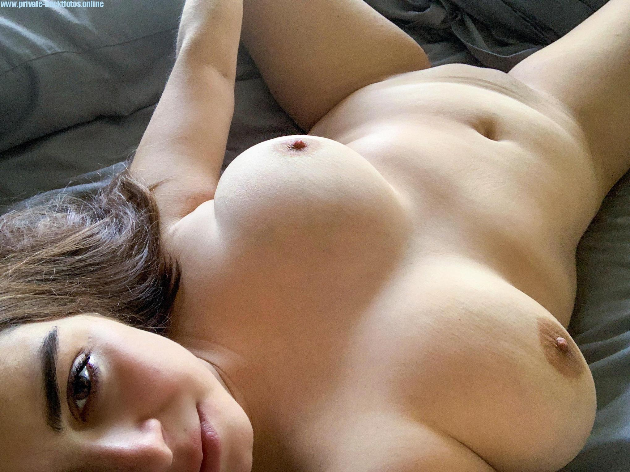 Selfie Nacktfoto Privat