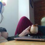 Jenny Beim Lernen Titten Raus